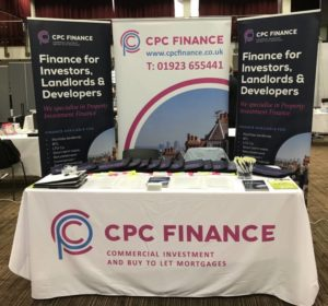 CPC Finance at National Landlord Investment Show